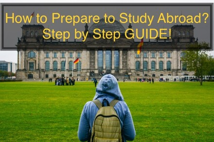 How to prepare to study abroad - step by step guide